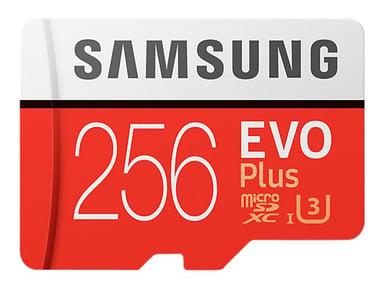 Samsung EVO Plus 256GB microSDXC UHS-I Memory Card