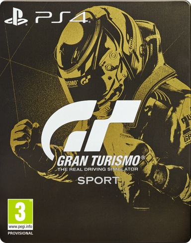 Sony Gran Turismo Sport Steelbook Edition