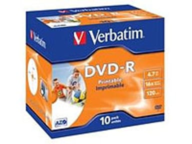 Verbatim 10 x DVD-R