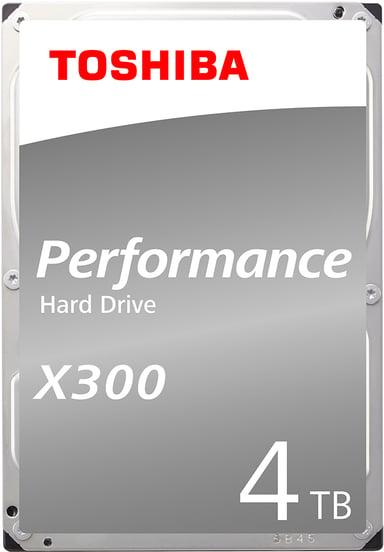 "Toshiba X300 4Tt 3.5"" Serial ATA-600"