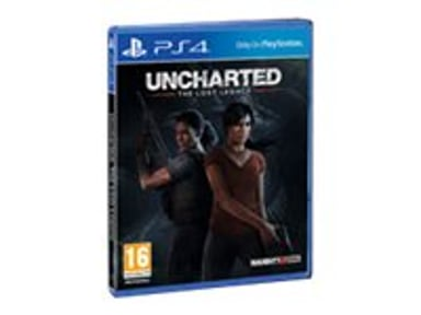Sony Uncharted: The Lost Legacy Sony PlayStation 4 Sony PlayStation 4 Pro