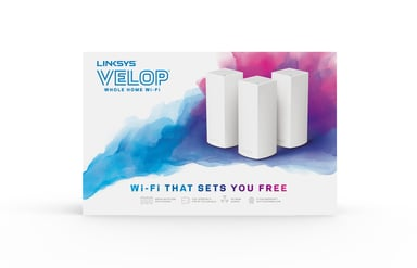 Linksys Velop AC2200 3-Pcs #Demo null