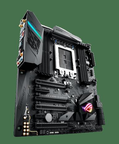 ASUS ROG Strix X399-E Udvidet ATX Bundkort