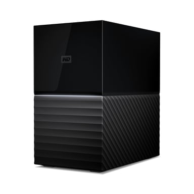 WD My Book Duo 8TB Sort