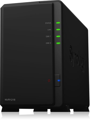 Synology Network Video Recorder NVR1218 null