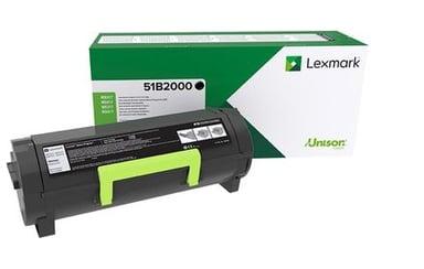 Lexmark Toner Svart 2,5K - MS/MX317/417/517/617