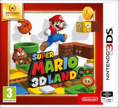 Nintendo Super Mario 3D Land null