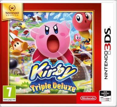Nintendo Kirby: Triple Deluxe null