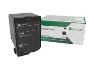 Lexmark Toner Svart 13K - CS/Cx727/CS728 Return