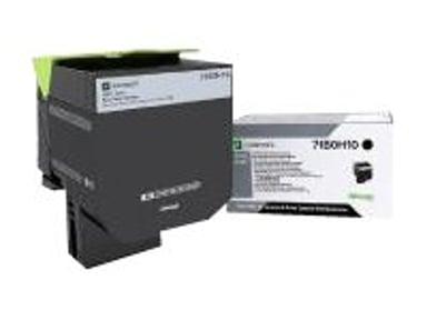 Lexmark Toner Svart 6K - CS/Cx417 Return