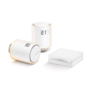 Netatmo Smart Radiator Valves Startpakke