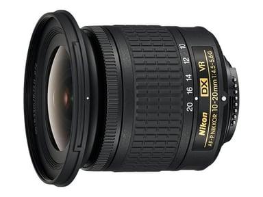 Nikon AF-P DX NIKKOR laajakulmaobjektiivi zoomilla