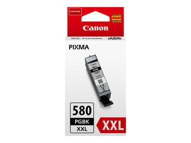 Canon Blæk Sort PGI-580PGBK XXL - TS6150/8150