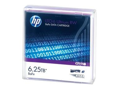 HPE Ultrium RW Data Cartridge LTO Ultrium 6.25TB