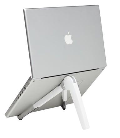 Ergo2 Tripod Laptop Stand White