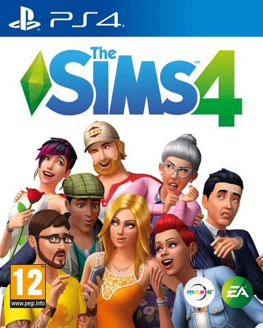 EA Games The Sims 4 null