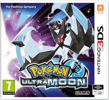 Nintendo Pokémon Ultra Moon