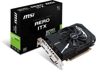 MSI GeForce GTX 1050 Ti AERO ITX OC