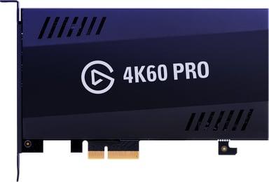 Elgato Game Capture 4K60 Pro PCIe Sort Sort