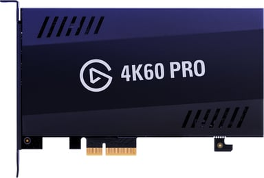 Elgato Game Capture 4K60 Pro PCIe Svart