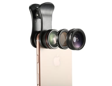 Cirafon 4 In 1 Superior Lens For All Phones null