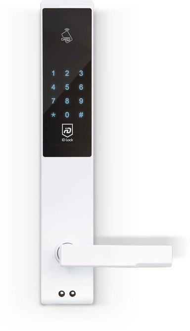 Id Lock IDL150 White