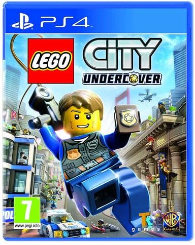 Warner Bros Interactive Lego City: Undercover Sony PlayStation 4