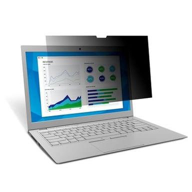 """3M Sekretessfilter till bärbar dator med widescreen 12,5tum 12.5"""" 16:9"""