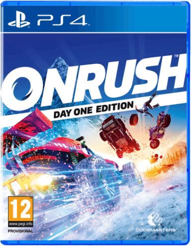 Codemasters Onrush Sony PlayStation 4
