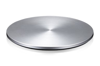 Just Mobile Aluminium Drejeplade - Bærbar/Skærm