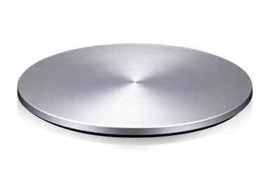 Just Mobile Aluminium Snurrplatta - Laptop/Display