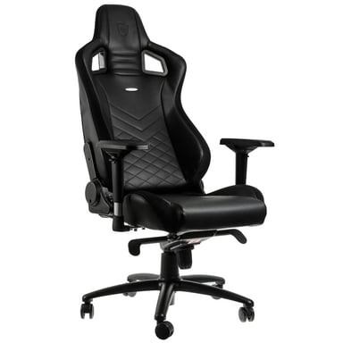 Noblechairs EPIC Faux Leather Black