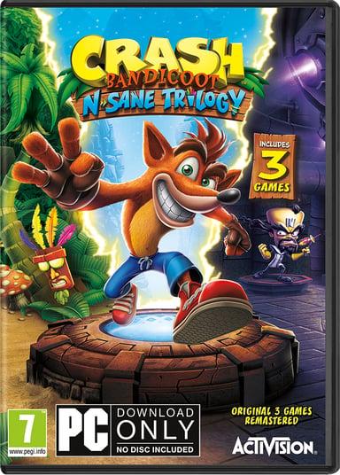 Activision Crash Bandicoot N. Sane Trilogy PC