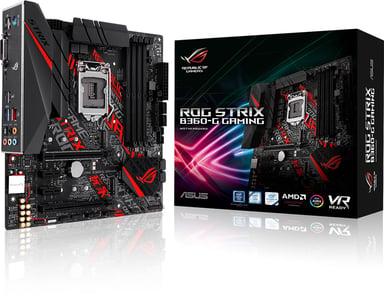 ASUS ROG Strix B360-G Gaming ATX Emolevy