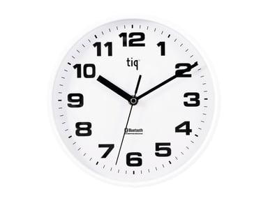 Ketonic Tiq Wall Watch Bluetooth 230mm White null