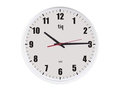 Ketonic Tiq Väggklocka Ntp/POE 348mm Vit