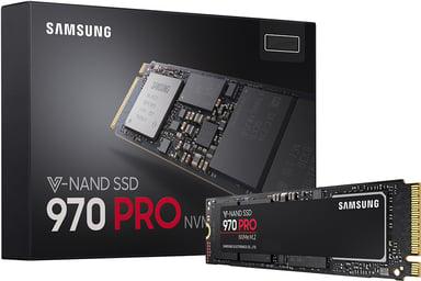 Samsung 970 PRO MZ-V7P1T0BW 1000GB M.2 2280 PCI Express 3.0 x4 (NVMe)