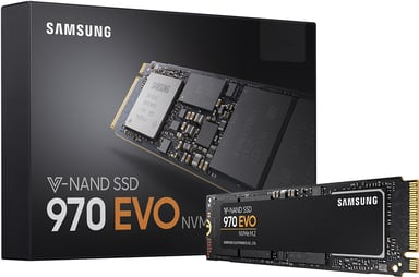 Samsung 970 Evo 1,000GB M.2 2280