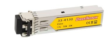 Direktronik Sfp mm 1.25Gbps 850 550m Ddmi Gigabit Ethernet