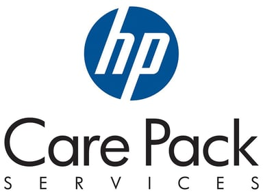 HP Care Pack 4YR - NBD - Monitors null