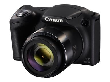 Canon PowerShot SX430 IS #demo
