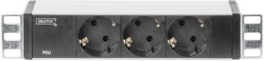 Digitus Professional DN-95411 3pieces CEE 7/4 strøm