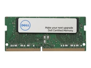 Dell RAM 16GB 2,666MHz DDR4 SDRAM SO DIMM 260-PIN