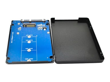 "MicroStorage M.2 to 2.5"" SATA Enclosure"