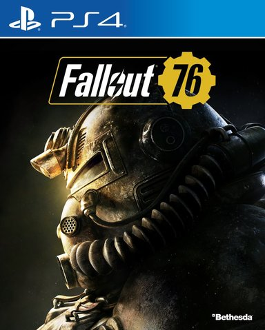Bethesda Softworks Fallout 76 Sony PlayStation 4