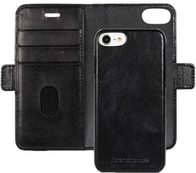 dbramante1928 Lynge Flipfutteral for Mobiltelefon iPhone 6/6s iPhone 7 iPhone 8 iPhone SE (2020) Svart