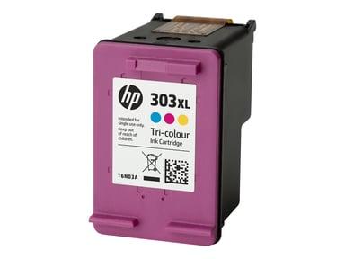 HP Bläck Tri-Color 303XL 10ml - Envy Foto 62XX/71XX/78XX