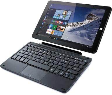 """Lamina Pro T-1026 4G + näppäimistö 10"""" Atom x5 64GB 4GB Musta"""