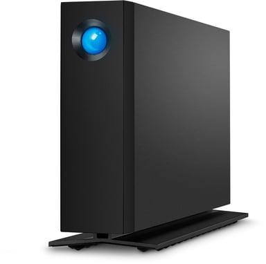 LaCie d2 Professional 4TB 4TB Svart