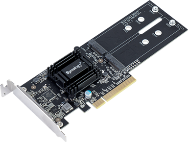 Synology M2D18 PCIe adapter
